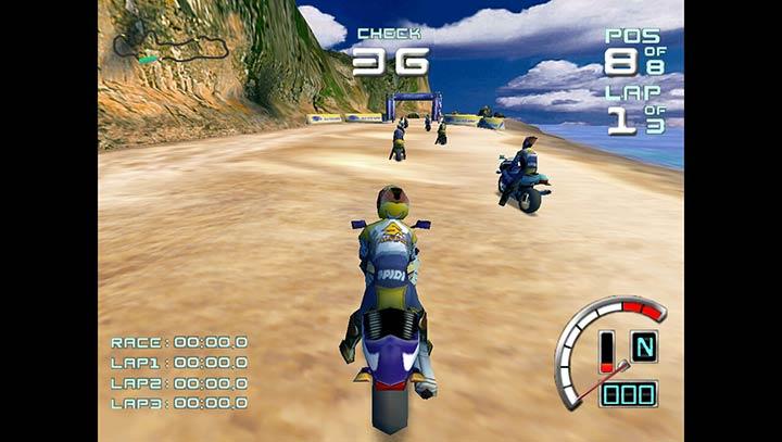 极限摩托电脑版_铃木极限摩托赛 欧版DC版免费下载_悟饭游戏厅